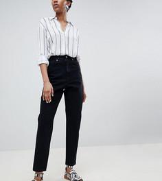 Черные джинсы бойфренда ASOS DESIGN Tall - Черный