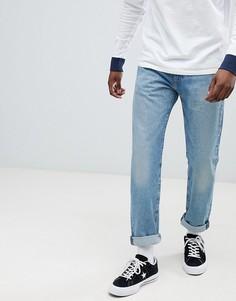 Зауженные джинсы Levis 502 Regular Powder Puff - Синий Levis®