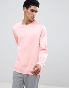 Розовый свитшот Burton Menswear - Красный