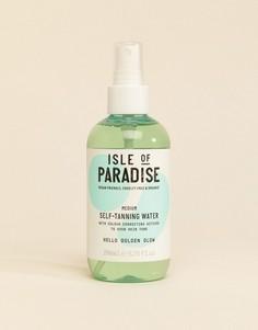 Автозагар на водной основе Isle of Paradise Self — Средний - Бесцветный