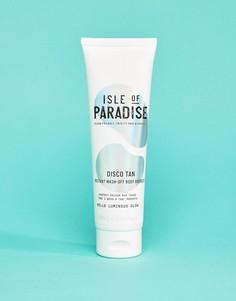 Смываемый бронзатор для тела с мгновенным эффектом загара Isle of Paradise Disco Tan - Бесцветный