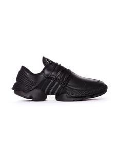Черные кроссовки Takusan Low Yohji Yamamoto