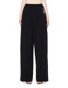 Широкие брюки с принтом Y-3