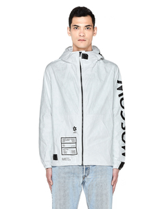 Куртка с принтом Moscow UEG