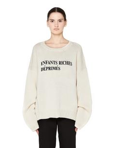 Шерстяной свитер E.R.D. Classique Enfants Riches Deprimes
