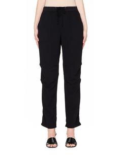 Укороченные хлопковые брюки James Perse