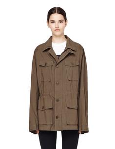Хлопковая куртка-сафари Urban Zen