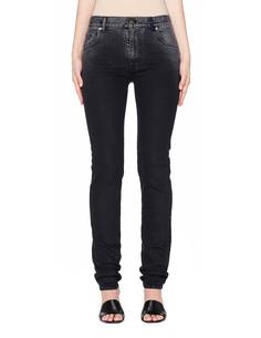 Серые хлопковые джинсы Maison Margiela