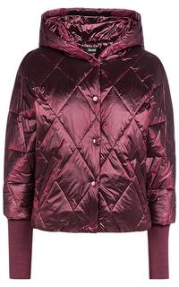 Короткая куртка с трикотажной отделкой Neohit