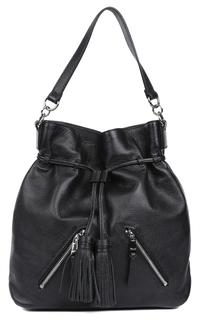 Кожаная сумка-мешок Palio