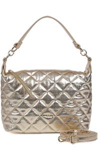Стеганая кожаная сумка Palio