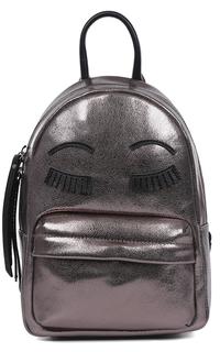 Рюкзак из натуральной кожи Fabretti