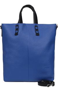 Кожаная сумка-шоппер Palio