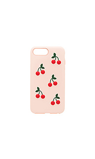 Patent cherry iphone 6/7/8 plus case - Sonix