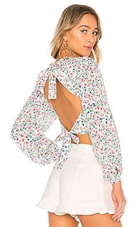 Укороченная блузка k - Lovers + Friends