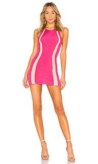 Облегающее мини-платье deandra - NBD
