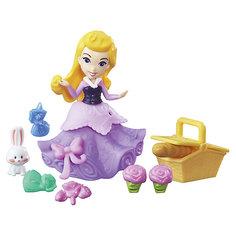 """Игровой набор с мини-куклой Disney Princess """"Маленькое королевство"""" Аврора Hasbro"""