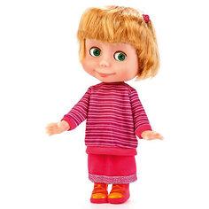 "Кукла Карапуз ""Маша и Медведь"" Маша, 25 см"