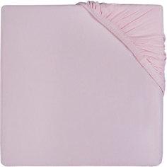 Простыня на резинке Jollein 60х120 см, Vintage pink (Винтажно-розовый)