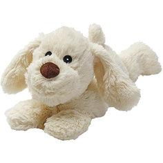 Мягкая игрушка грелка Warmies Щенок, кремовый Intelex