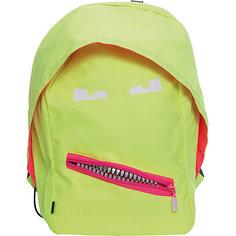 Рюкзак GRILLZ BACKPACKS, цвет лайм Zipit