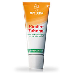Зубная паста-гель детская 50 мл., Weleda