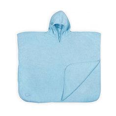 Полотенце-пончо 60 х70 см, Jollein, Light blue