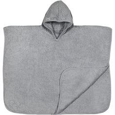 Полотенце-пончо Jollein 60 х70 см, Grey (Серый)