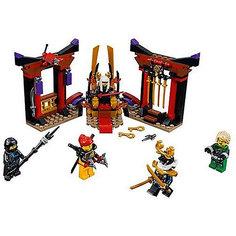 Конструктор LEGO Ninjago 70651: Решающий бой в тронном зале