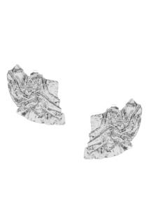 Серебряные серьги-гвоздики Ringstone