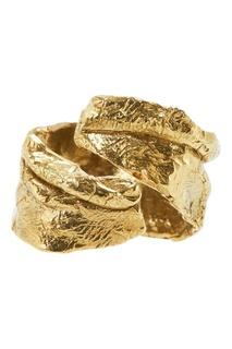Позолоченное кольцо Fortune Ringstone