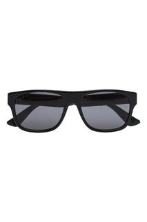 Черные солнцезащитные очки Gucci