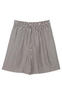 Широкие шорты в полоску Zimmermann