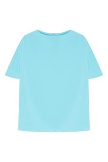 Голубая футболка Erma