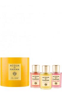 Набор парфюмерной воды Le Nobili Acqua di Parma