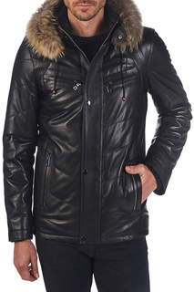 leather jacket GIORGIO DI MARE