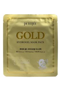 Гидрогелевая маска с золотом PETITFEE