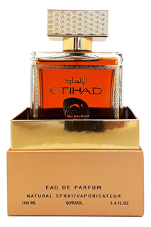Royal etihad u edp, 100 мл spr Khalis perfumes
