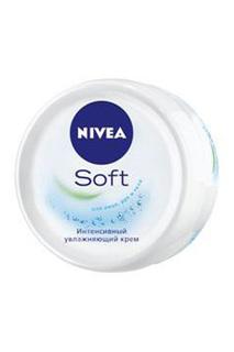 Увлажняющий крем Soft, 100 мл NIVEA
