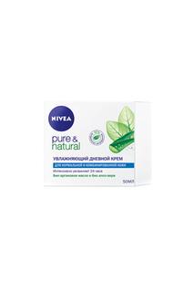 Увлажняющий дневной крем Pure& NIVEA