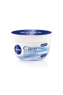 Увлажняющий крем Care для всех NIVEA