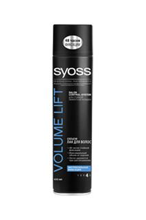 Лак для волос Volume Lift, 400 SYOSS