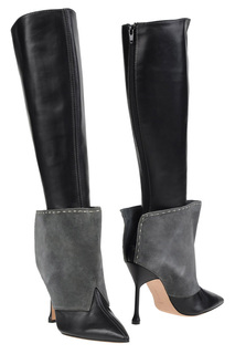high boots Manolo Blahnik