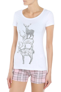 Комплект: футболка и шорты Nic Club