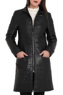 leather coat GIORGIO DI MARE