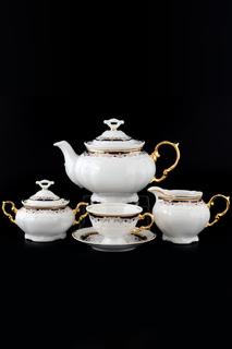 Чайный сервиз 17 предметов THUN