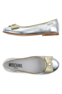 ballerinas MOSCHINO TEEN
