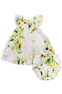 Комплект: платье, шортики Gulliver