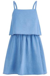 Сарафан Button Blue