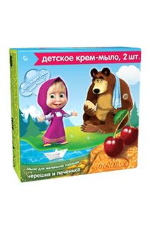 Детское крем-мыло Черешня и Пе Маша и Медведь